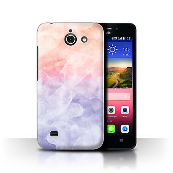 STUFF4 Case/Cover for Huawei Ascend Y550 LTE/Pastel Tones/Abstract Ombre