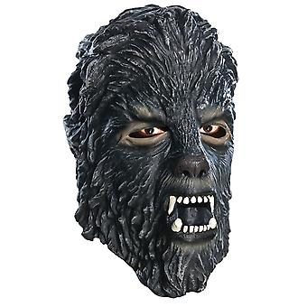 Latex Wolfman Child Mask