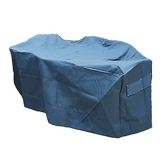 Outdoor Magic Flat Top BBQ Cover (135x62x80cm)
