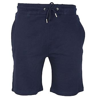 883 Police Bronte Cotton Navy Shorts