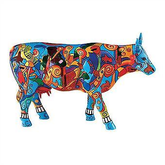 Cow Parade musik-cow Extravaganza (stor)