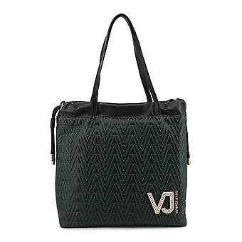Versace Jeans Original Women Fall/Winter Shopping Bag - Black Color 32598