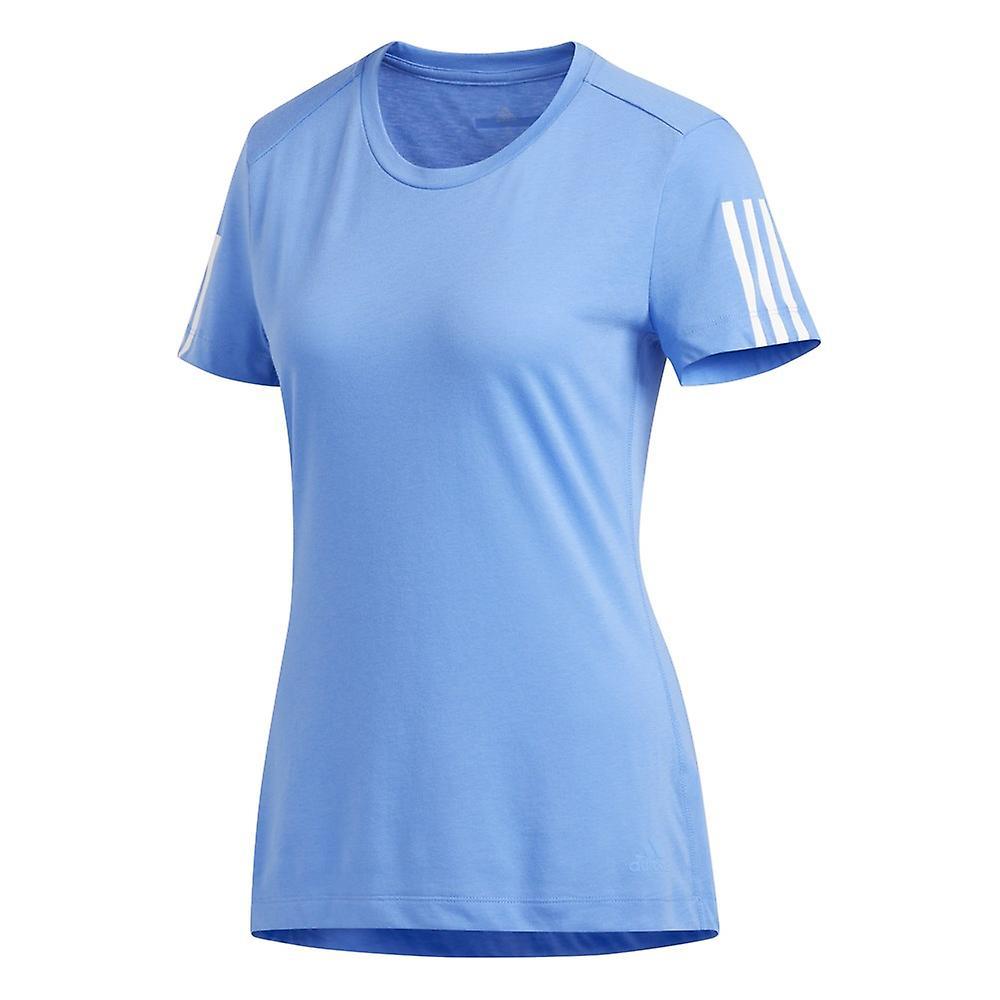 Adidas Run Soft EJ8276 kjører hele året kvinner t skjorte