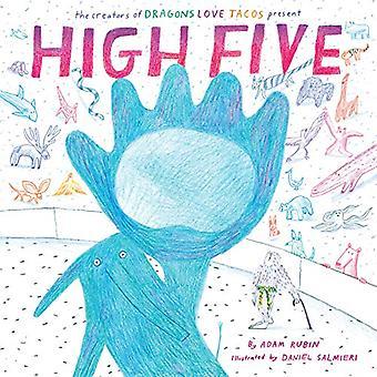 High Five by Adam Rubin - 9780525428893 Book