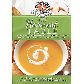 The Harvest Table updated with photos: Welcome Autumn� with Our Bountiful Collection of Scrumptious Seasonal Recipes, Helpful Tips and Heartwarming Memories updated with more than 20 mouth-watering photos! (Seasonal Cookbook Collection)