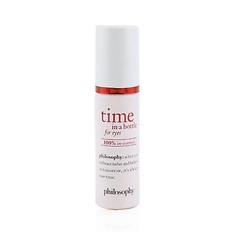 Philosophy Time In A Bottle For Eyes Serum - 100% In-control - 15ml/0.5oz
