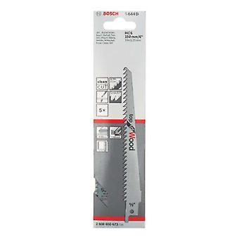Bosch 2608650673 S644D Sabre sah Klinge 5 Pack