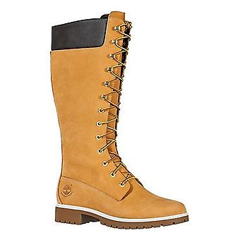 Women's Boots Timberland PREMIUM 14IN WP Camel/39