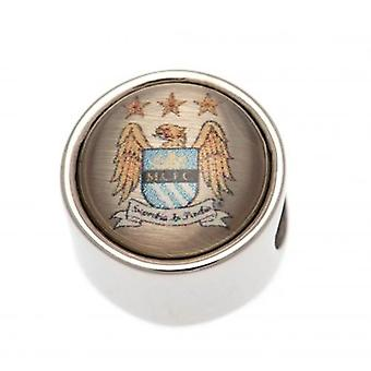 Manchester City FC Crest Charm