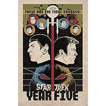 Star Trek - Year Five - Odyssey's End - Book One by Jackson Lanzing - 9