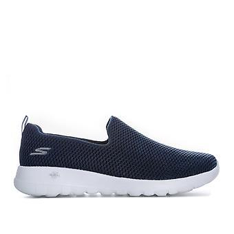 Women's Skechers GO Walk Joy Shoes in Blauw