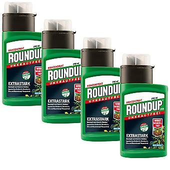 Sparset: 4 x ROUNDUP® Special, 250 ml