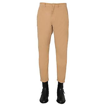 Pence 1979 Baldov83853p095225 Pantalon en coton beige Pour hommes