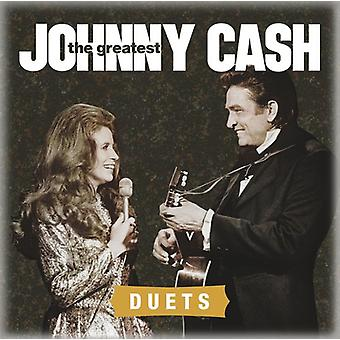 Johnny Cash - Greatest: Duetten (Walmart) [CD] USA import