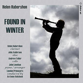 Found In Winter [CD] USA import