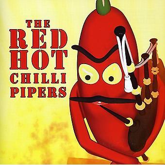 Red Hot Chilli Pipers - Red Hot Chilli Pipers [CD] USA import