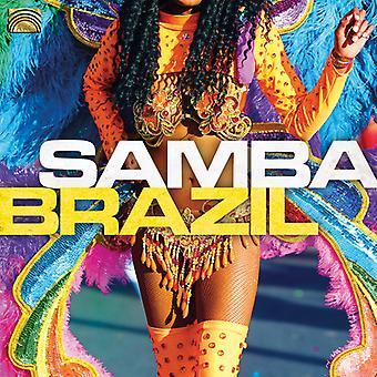 Samba Brazil [CD] USA import