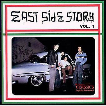 East Side Story - Vol. 1-East Side Story [CD] USA import