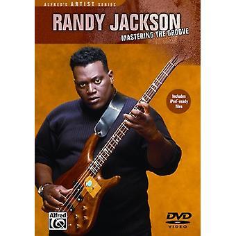 Randy Jackson - Master Groove [DVD] USA import