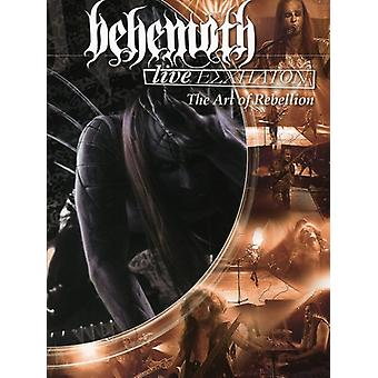 Behemoth - Live Eschaton: Art of Rebelion [DVD] USA import
