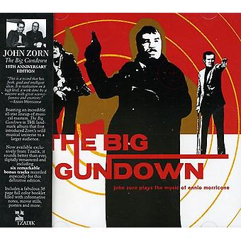 John Zorn - The Big Gundown : John Zorn fois la musique d'Ennio Morricone (15th Anniversary Edition [CD] USA import