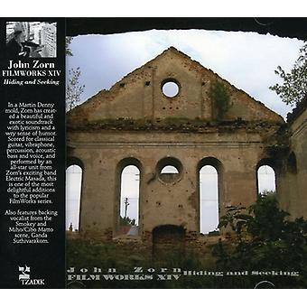 John Zorn - Filmworks Xiv: Hiding and Seeking [CD] USA import