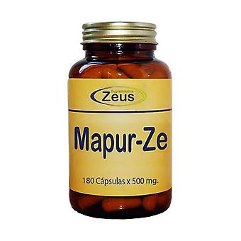 Mapur-Ze 180 capsules of 500mg