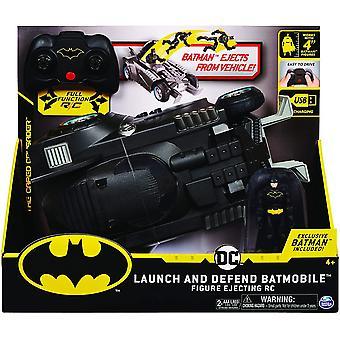 DC Batman RC - Launch & Defend Batmobile
