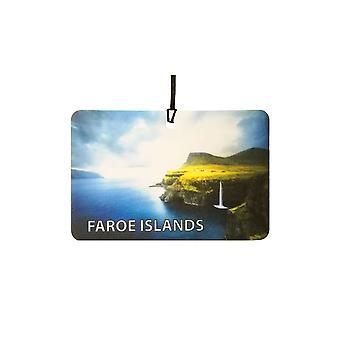 Färöarna bil luftfräschare