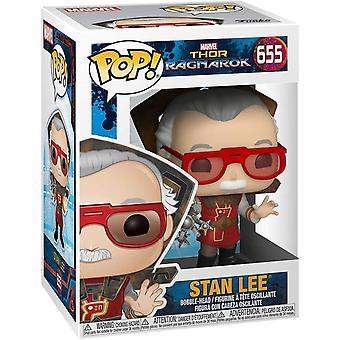Funko Pop! Vinyl Marvel Stan Lee w Ragnarok Strój #655