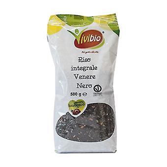 Arroz integral negro italiano 500 g