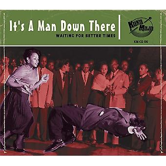 Various Artist - Its a Man Down There [CD] USA import