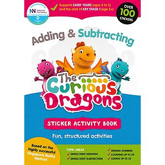 Adding  Subtracting by The Curious Dragons