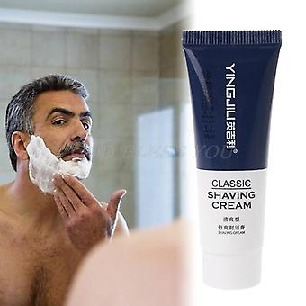 Shaving Foam Manual Razor Shaving Cream For Travel ,hotel, Personal Beauty Face
