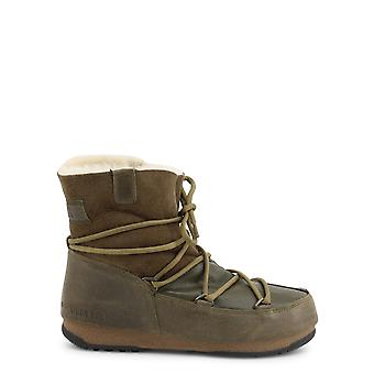 Moon boot 24006100 women's rubber sole boots