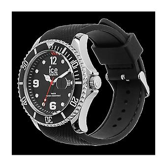 ICE WATCH - Armbanduhr - 015773 - ICE steel - Black - Large - 3H