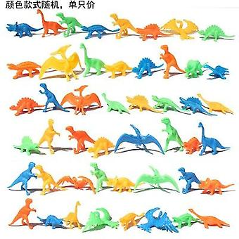 Mini Cute Simulation Animal Small Figures Dinosaur Model Children's Educational Toys