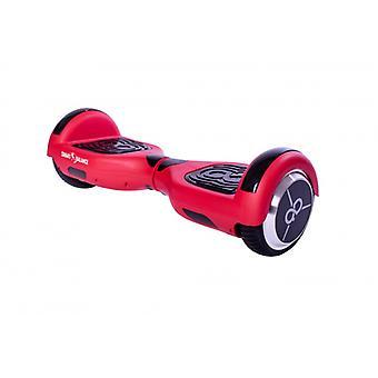 Smart Balance™ Hoverboard 6,5 cala, regularna edycja Red Mate Skate Flash + Hoverseat