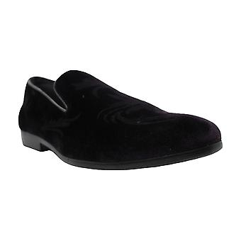 Tallia Orange Men's Shoes Tedaldo Suede Closed Toe Penny Loafer