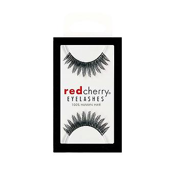 Red Cherry False Wimpers - #28 Lottie - Perfect Curl Handgemaakte Wimpers
