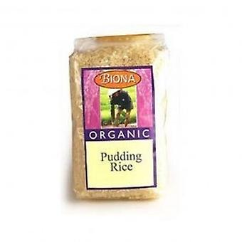 Biona - Org Pudding Rice 500g