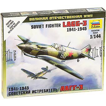 Zvezda Z6118 Sovjet Fighter Lagg-3 Model Kit