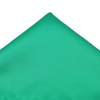 Legături Planet Plain Spearmint Green Pocket Square Batista