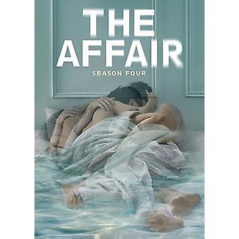 Affair: Sæson fire [DVD] USA import