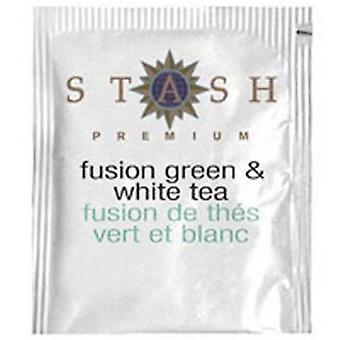 Stash Tea Fusion Green & White Tea, 18 Bags