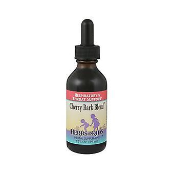 Herbs For Kids Cherry Bark Blend Alcohol-Free, 2 Fl Oz