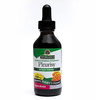 Nature's Answer Pleurisy Root Extract, 2 FL Oz
