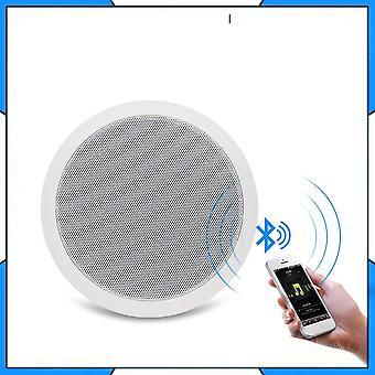 10-20w 6,5 tommer trådløs aktiv Bluetooth-loftshøjttaler uden strøm