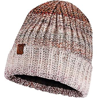 Buff Unisex Olya Chunky Knit Fleece Lined Winter Warm Polar Beanie Hat - Grey