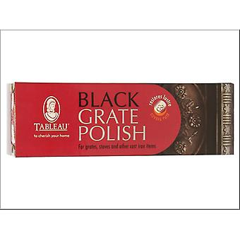 Tableau Grate Polish Black 150/100ml TBGP